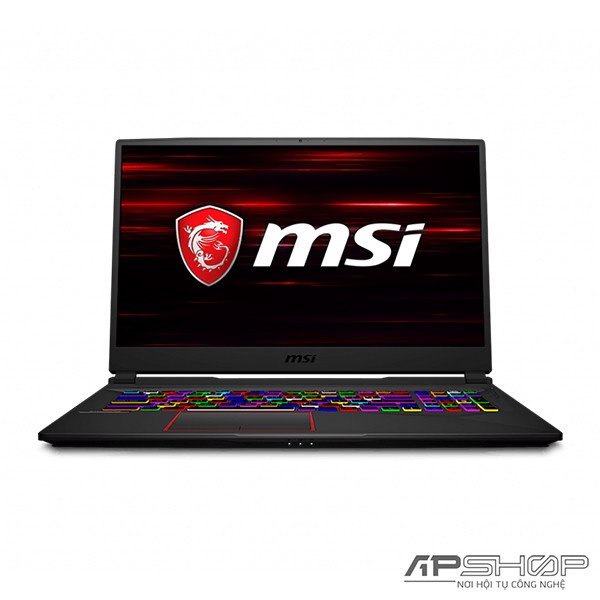 Laptop MSI GE75 Raider 9SE 1019VN