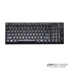 Bàn phím Cooler Master MasterKeys Pro M White Led