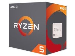 CPU AMD Ryzen 5 1600X