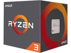 CPU AMD Ryzen 3 1200