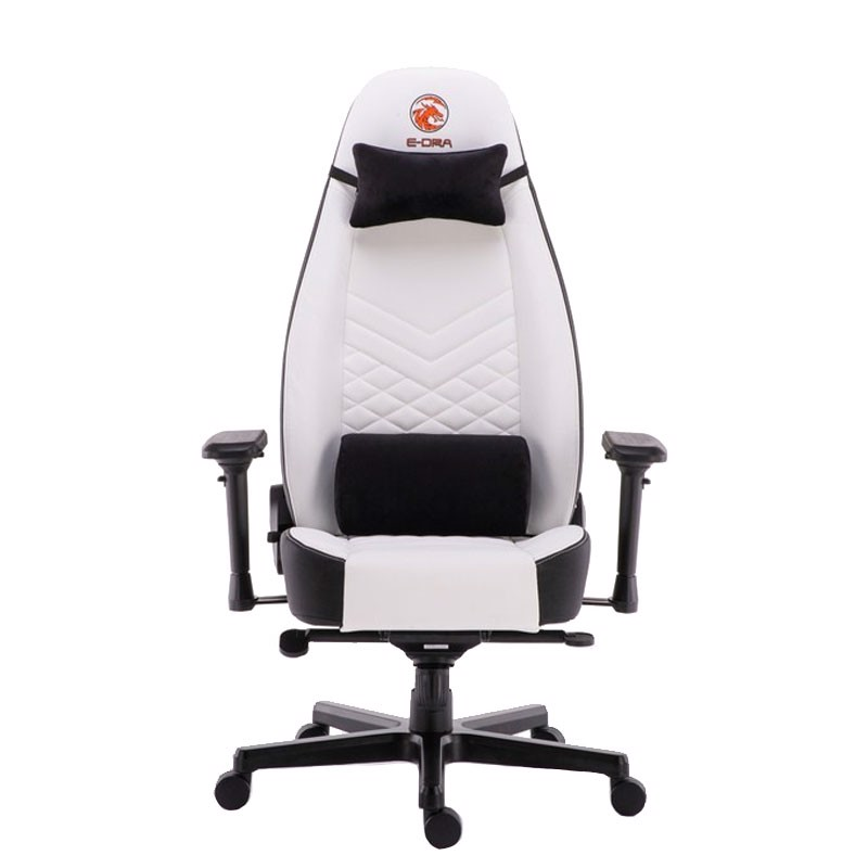 Ghế E-Dra Big Boss EGC2021 LUX - White