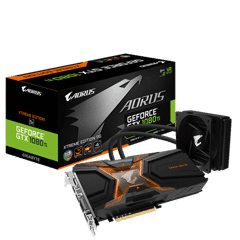 Aorus GTX 1080 Ti Waterforce Xtreme Edition 11G
