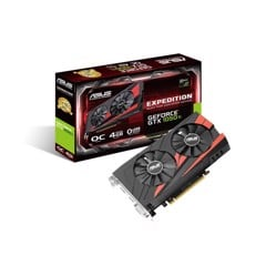 ASUS Expedition GTX 1050 Ti O4G