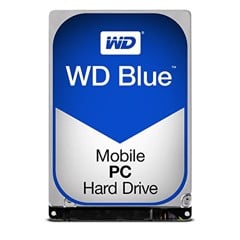 Western 500GB 5400RPM Blue 16MB For Laptop