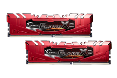Ram GSkill Flare X 2x8GB 16GB Bus 2400 DDR4 for AMD