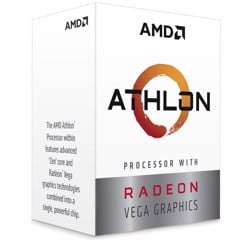 CPU AMD Athlon 200GE