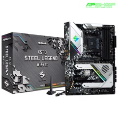 ASROCK X570 STEEL LEGEND WIFI ax