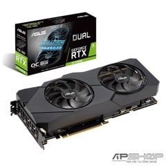 ASUS DUAL RTX 2070 SUPER OC 8GB