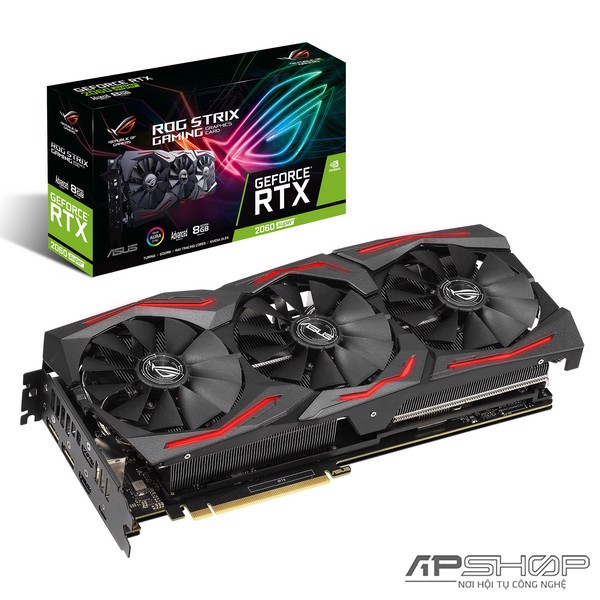ASUS ROG STRIX RTX 2060 SUPER ADVANCED 8GB