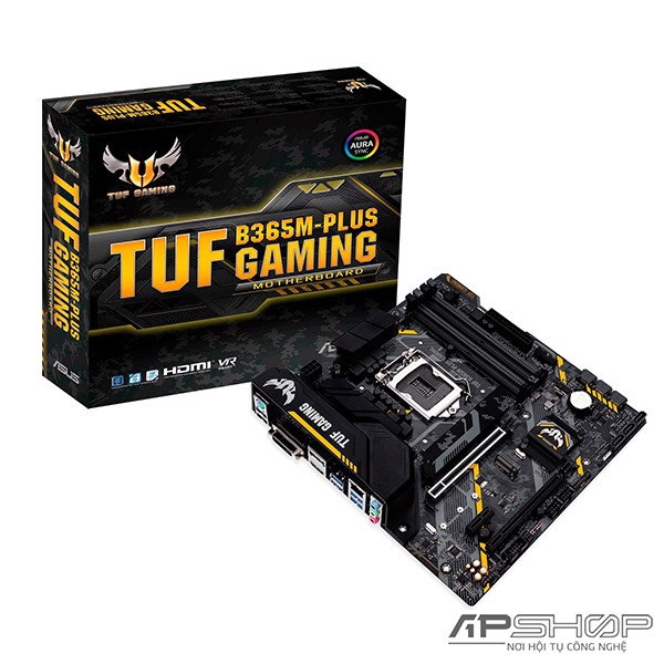 ASUS TUF-B365M-PLUS-GAMING