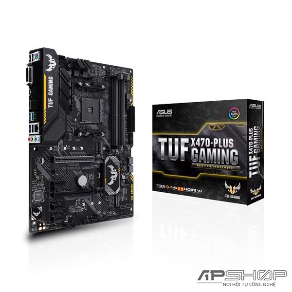 ASUS TUF X470 PLUS GAMING