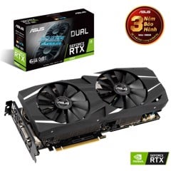 ASUS DUAL RTX 2060 6G
