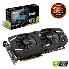 ASUS DUAL RTX 2060 A6G