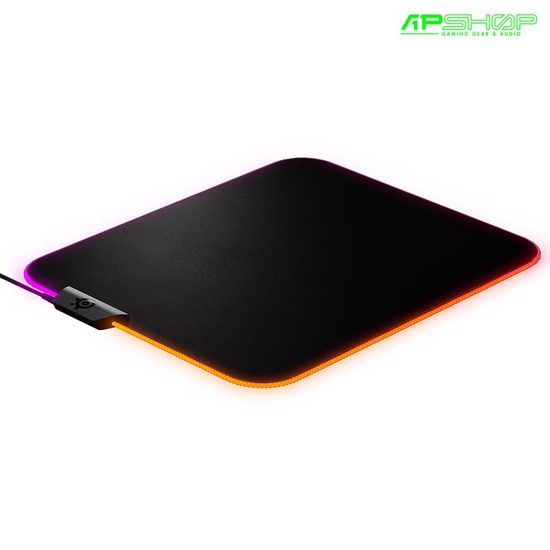 Bàn Di Chuột Steelseries QCK Prism Cloth RGB - Medium
