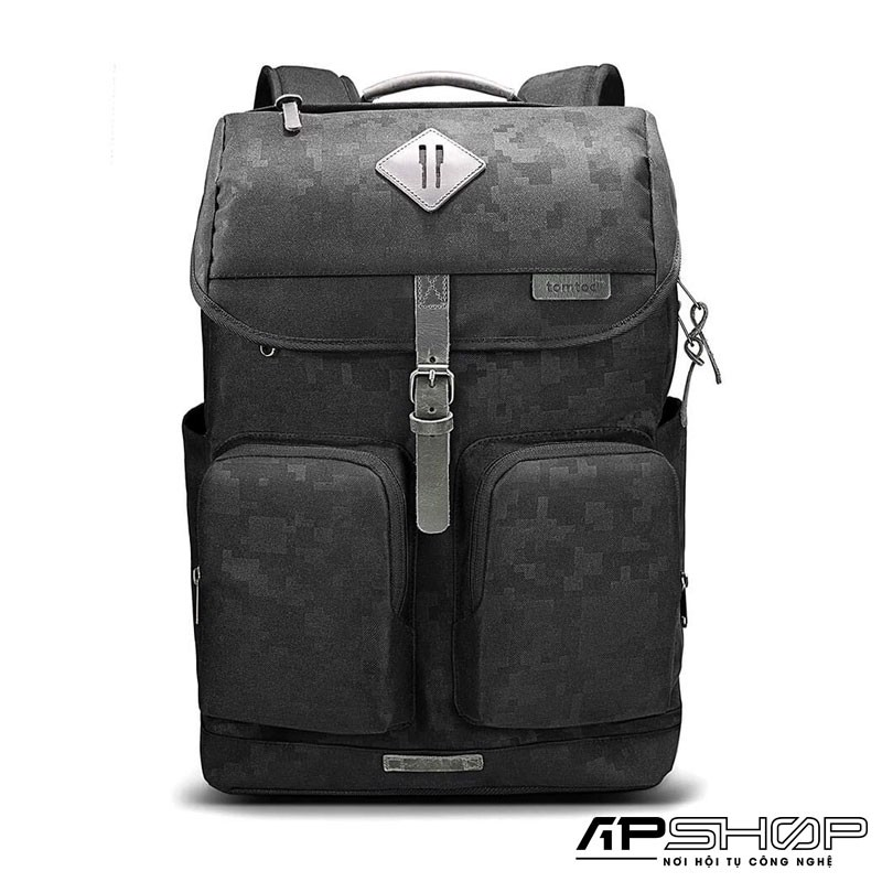 Balo TOMTOC ( USA ) Vintage BackPack A90 For Ultrabook 15