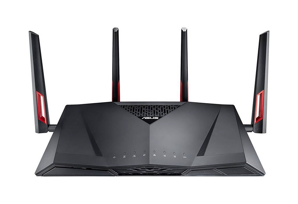 Router Wireless Asus AC2600 (2.4Ghz 800Mbps+ 5GHz 1734Mbps)