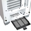 Case Corsair iCUE 4000X RGB Mid Tower White