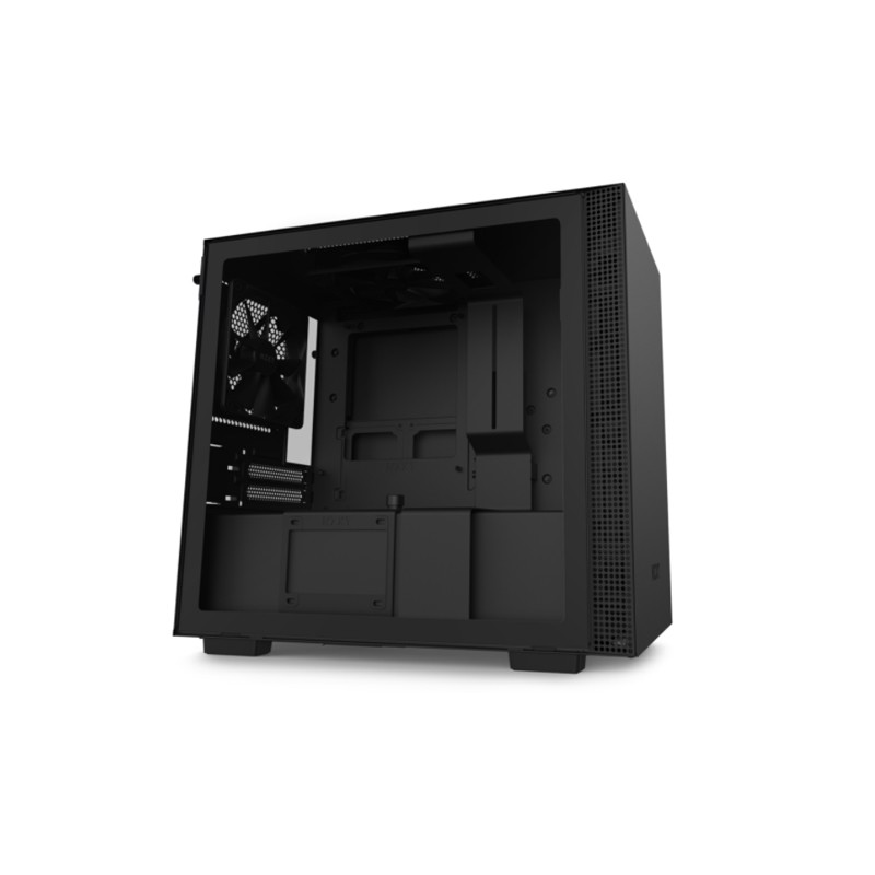 Case NZXT H210 Black (Mini-ITX)
