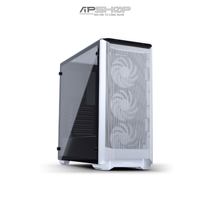 Case Phanteks Eclipse P400A - White - Digital RGB Fan
