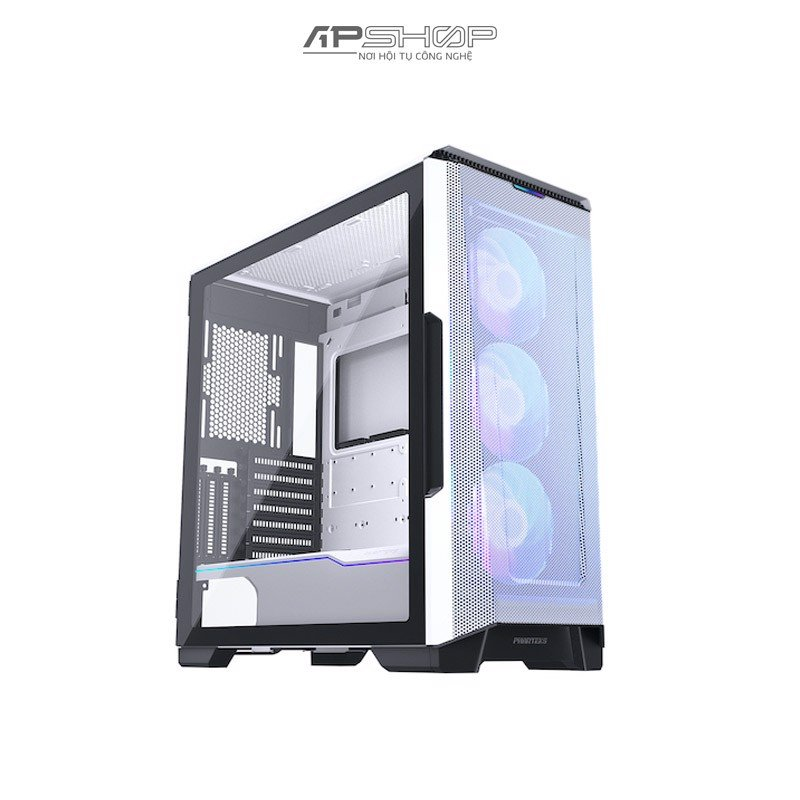 Case Phanteks Eclipse P500A - White - Digital RGB Led