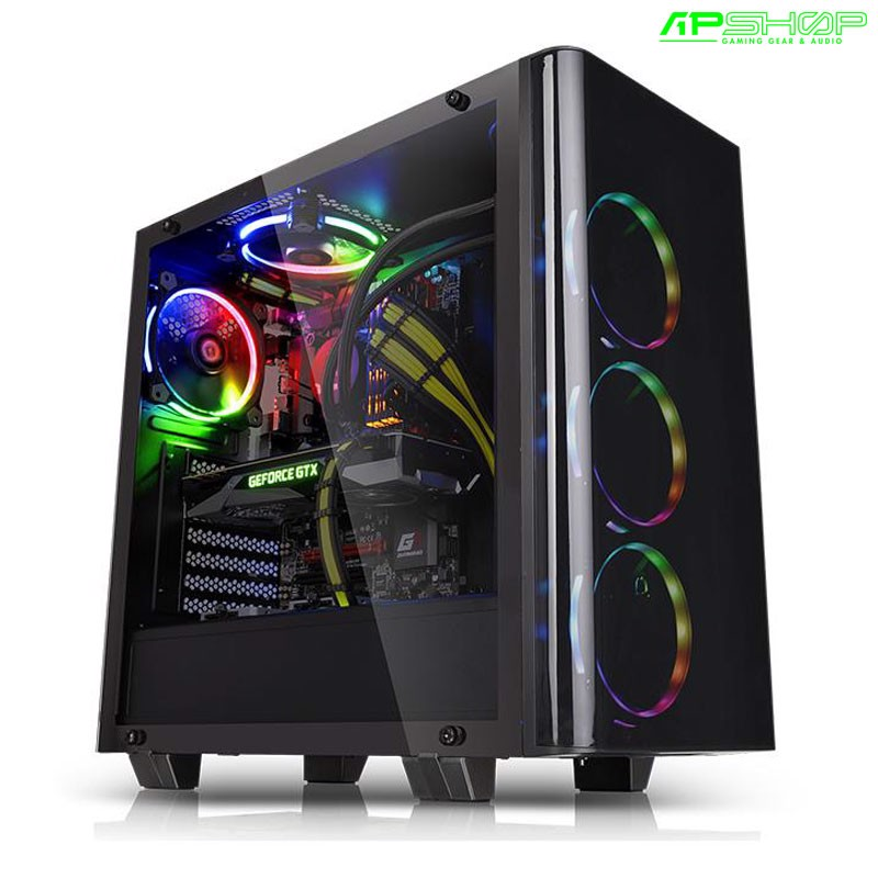 Case Thermaltake View 21 Tempered Glass