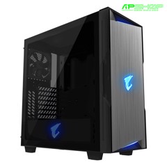 Case Aorus C300 Glass