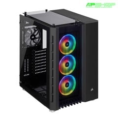 Case Corsair Crystal 680X RGB Black