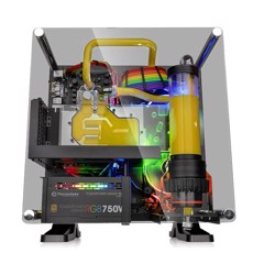 Case Thermaltake Core P1 Tempered Glass Mini ITX
