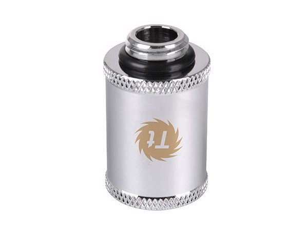Fit Nối Thermaltake Pacific G1/4 Female to Male 30mm Extender - Chrome