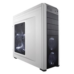 Case Corsair 500R White