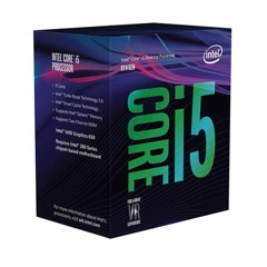 CPU Intel Core Core I5 9400F