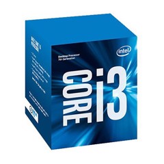 CPU Intel Core i3 7100