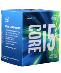 CPU Intel Core i5 6500