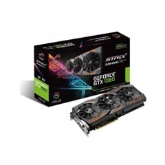 VGA ASUS STRIX GTX1080 O8GB GAMING