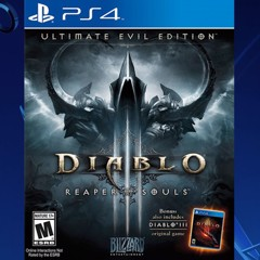 Game Diablo III Reaper of Souls Ultimate Evil Edition for PS 4
