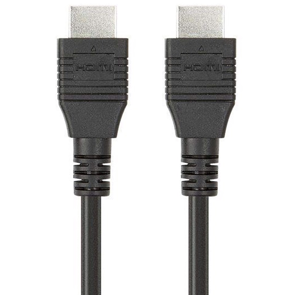 Cáp HDMI to HDMI 2M Ethernet, 4K, full 3D, Nicken plate connector