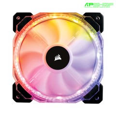 Fan Corsair HD120 RGB Led - Single Fan