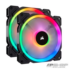 Fan Corsair LL140 RGB Kit 2 Fan