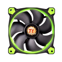 Fan Thermaltake Riing 12 Led Green