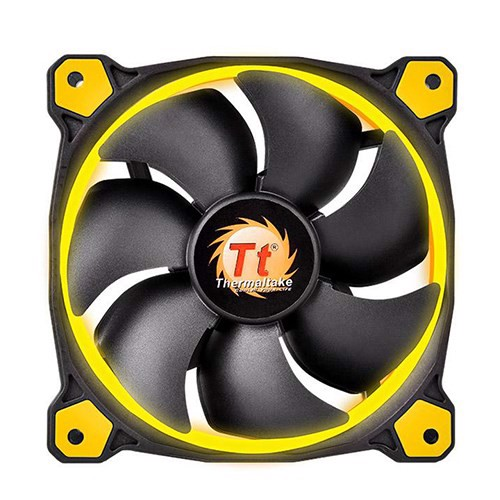 Fan Thermaltake Riing 12 Led Yellow
