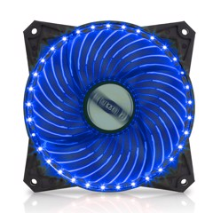 Fan Sama 33 Led Blue 120mm