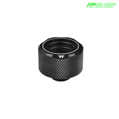 Fit Nối Thermaltake Pacific C PRO G1/4 PETG Tube 16mm OD Black