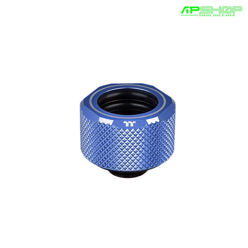 Fit Nối Thermaltake Pacific C PRO G1/4 PETG Tube 16mm OD Blue
