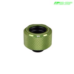 Fit Nối Thermaltake Pacific C PRO G1/4 PETG Tube 16mm OD Green