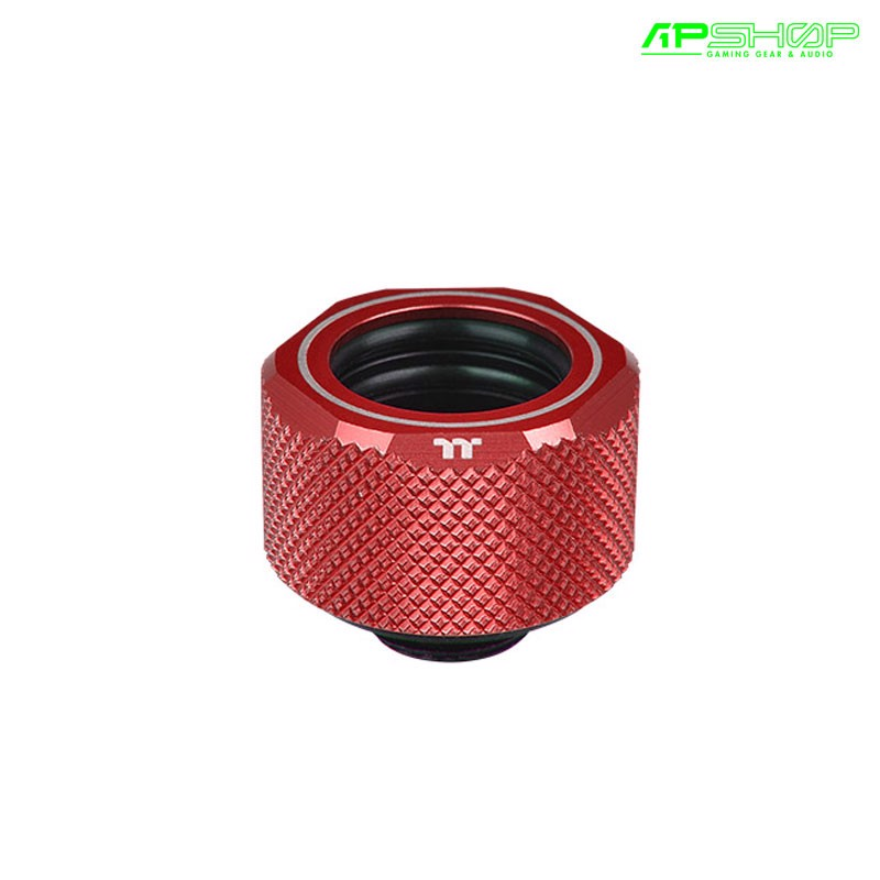 Fit Nối Thermaltake Pacific C PRO G1/4 PETG Tube 16mm OD Red