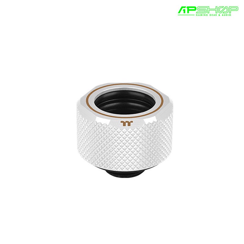 Fit Nối Thermaltake Pacific C PRO G1/4 PETG Tube 16mm OD White