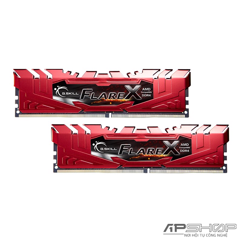 Ram GSkill Flare X 2x16GB 32GB Bus 2400 DDR4 for AMD - C15