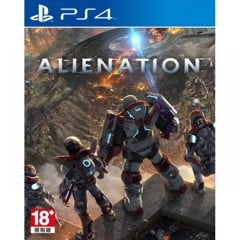 Game Alienation for PS 4
