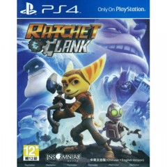 Game Ratchet & Clank for PS 4