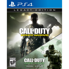 Game Call of Duty Infinite Warfare for PS 4